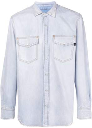 Diesel D-Rooke denim shirt