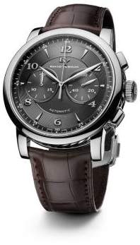 David Yurman Classic 46Mm Stainless Steel Chronograph Watch