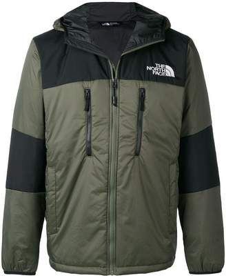 The North Face padded zipped jacket