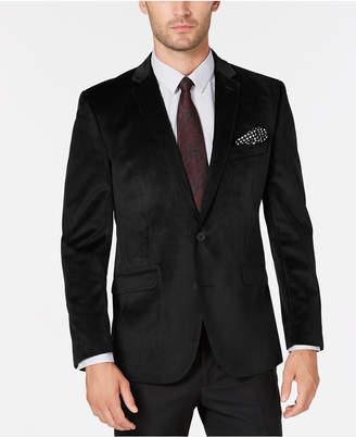 Kenneth Cole Reaction Men Slim-Fit Velvet Sport Coat, Online Only