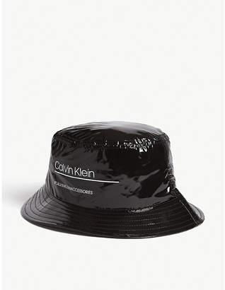 Calvin Klein Jeans Logo bucket hat