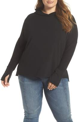 Caslon Off-Duty Hooded Sweatshirt