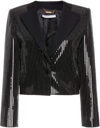 Givenchy Embellished Cropped Blazer