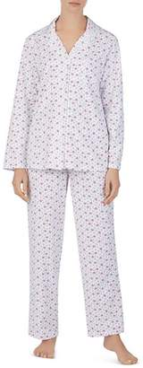 Eileen West Long Cotton PJ Set