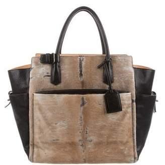 Reed Krakoff Large Ponyhair Atlantique Bag