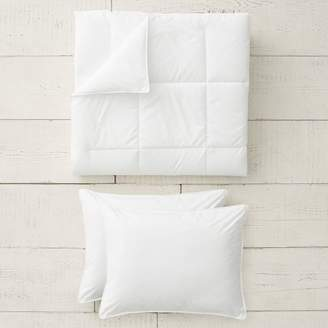 Pottery Barn Teen Essential Bedding Basics Set, Full/Queen