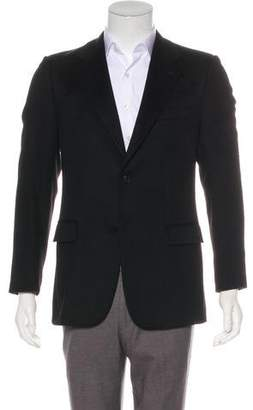 Prada Cashmere Two-Button Blazer