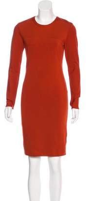 3.1 Phillip Lim Long Sleeve Bodycon Dress