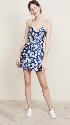 Alice + Olivia Tayla Structured Mini Dress