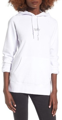 Women's Obey Liberte Bars Hoodie $66 thestylecure.com
