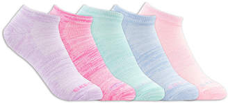 Skechers 5 Pair Low Cut Socks - Womens