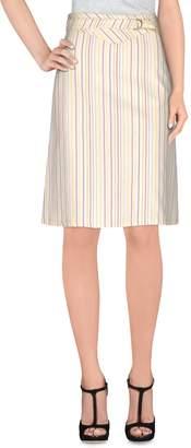 Massimo Rebecchi TDM Knee length skirts