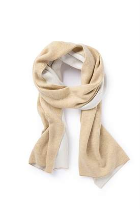 Country Road Two Tone Knit Scarf