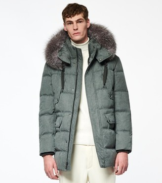 Andrew Marc ROCKLAND 4 POCKET DOWN JACKET