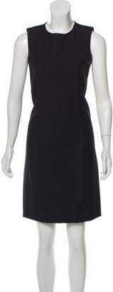 By Malene Birger Sleeveless Knee-Length Sheath Dress