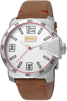 Just Cavalli Men's Rock Blod Xxl Watch