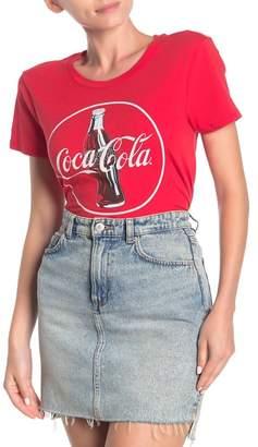 Lucky Brand Coca-Cola Crew Neck T-Shirt