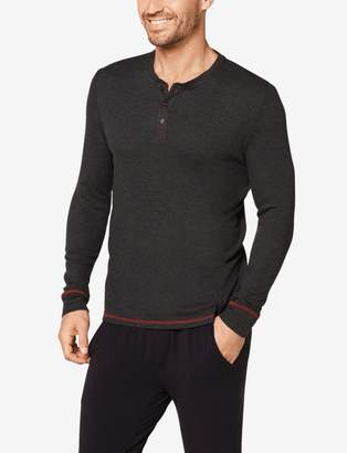 Tommy John Tommyjohn Long Sleeve Ribbed Henley