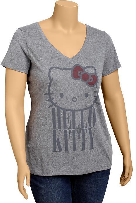 Hello Kitty Women's Plus Tees