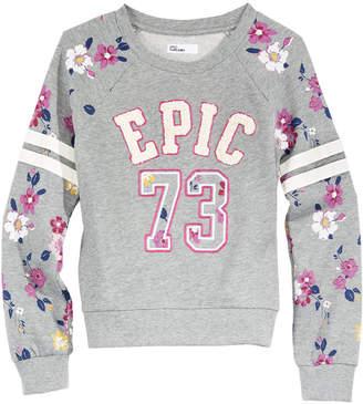 Epic Threads Big Girls Sweatshirt, Created for Macy's