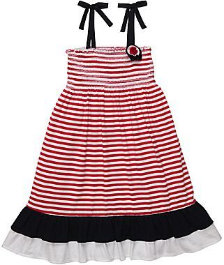 Osh Kosh Red, White and Blue Sundress - Girls 4-6x