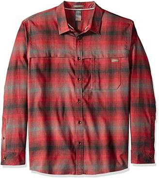 Quiksilver Men's Thermo Hyper Flannel Shirt
