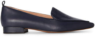 Franco Sarto Midnight Studio Leather Loafers