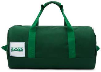 NAPA by Martine Rose Green Medium Helium Bag