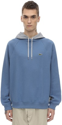 Lacoste Cotton Sweatshirt