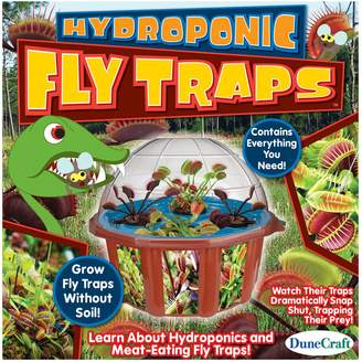 Fly London Hydroponic Traps Dome Terrarium by Dunecraft
