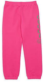 Gucci Little Girl's & Girl's Side Logo Jogging Pants