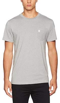 G Star Men's Regular Pocket R T S/S T-Shirt,L