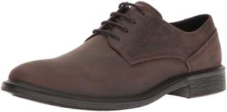Ecco Men's Knoxville Plain Toe Gore-Tex Oxford