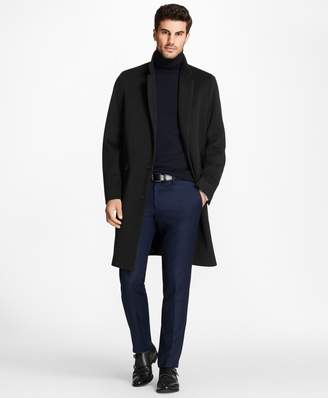 Brooks Brothers BrooksStorm Long Town Coat