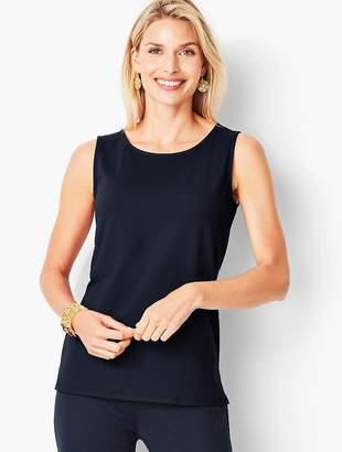 Talbots Knit Jersey Tunic Shell