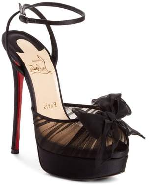 Christian Louboutin Artydiva Platform Ankle Strap Sandal