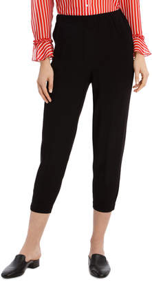 Pant Slim With Elastic Front Cuff