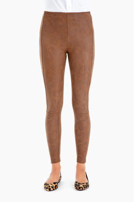 Lysse Buffed Suede Legging