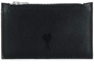 Ami Alexandre Mattiussi Zipped Cardholder