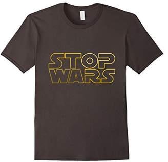 Fun-Gly : Stop Wars T Shirt