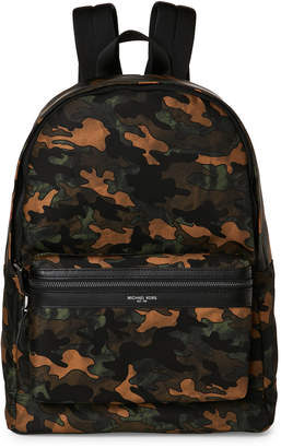 Michael Kors Kent Camo Backpack