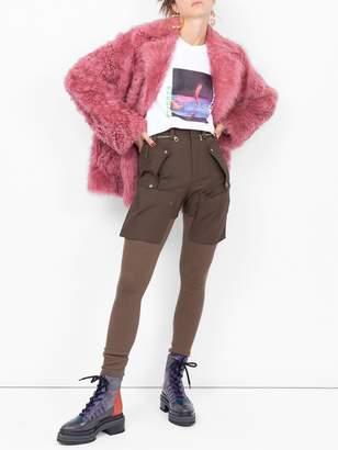 Chloé Cargo legging trousers