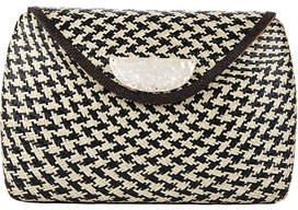 Flora Bella Monacco Abaca Clutch Bag