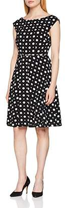 Wallis Women's Spot Fit & Flare Dress
