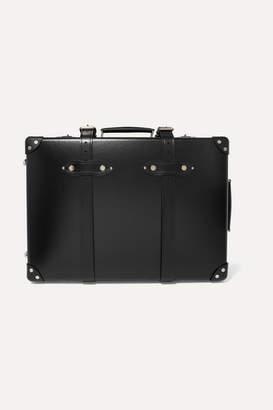 Globe-trotter Centenary 20 Leather-trimmed Fiberboard Travel Trolley - Black