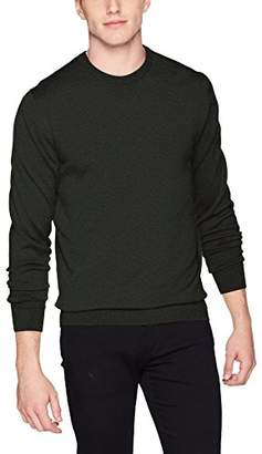 Fred Perry Men's Classic Crew Neck Sweater