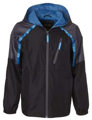 iXtreme Zip Up Windbreaker Jacket with Mesh Lining (Big Boys)