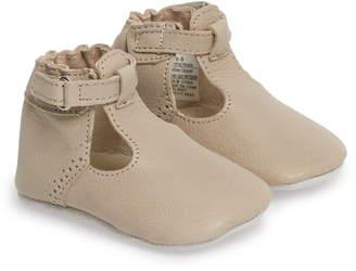Robeez Penny T-Strap Mary Jane Crib Shoe