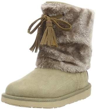 Wrangler Girls' Yuk Fringe Ankle Boots,1 UK