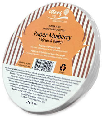 Mulberry ETTANG Paper Brightening Rubber Face Mask